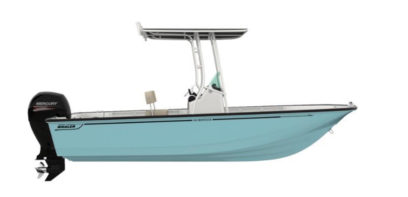 2022 Boston Whaler 190 Montauk #2484131 inventory image at Sun Country Coastal in Newport Beach