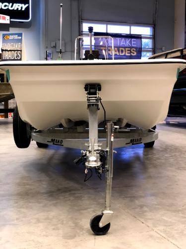 2021 Mako boat for sale, model of the boat is Pro Skiff 17 CC & Image # 2 of 41