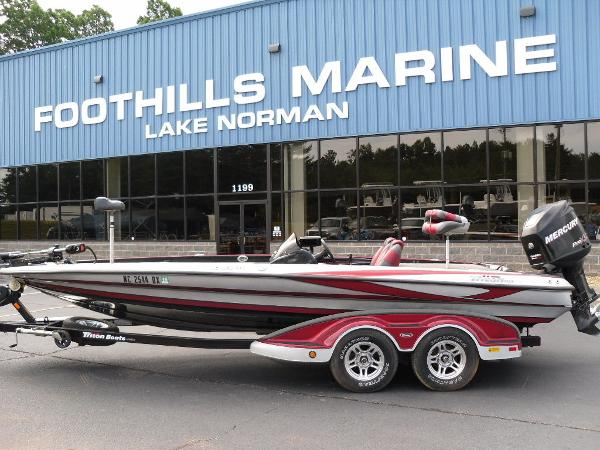 2011 Triton boat for sale, model of the boat is 21XS Elite & Image # 1 of 20