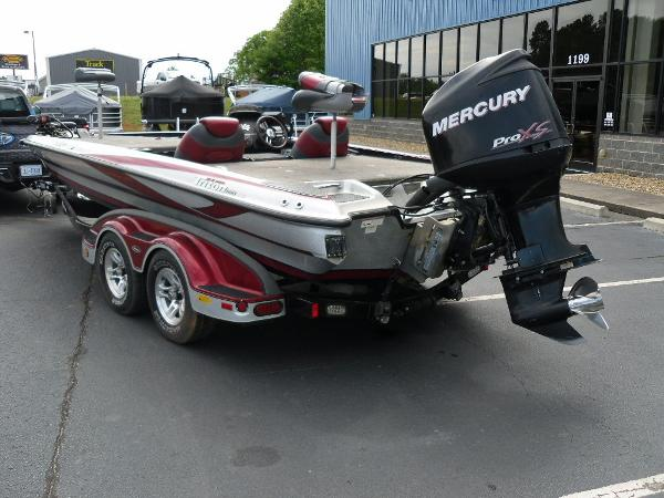 2011 Triton boat for sale, model of the boat is 21XS Elite & Image # 6 of 20