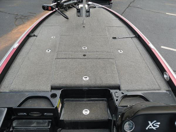 2011 Triton boat for sale, model of the boat is 21XS Elite & Image # 11 of 20