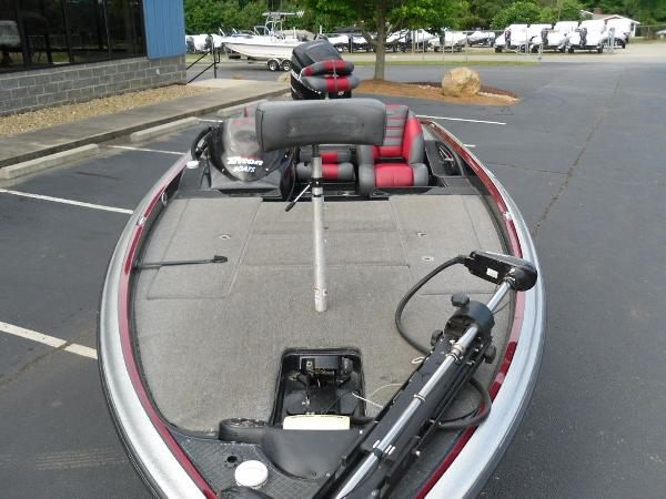 2011 Triton boat for sale, model of the boat is 21XS Elite & Image # 19 of 20