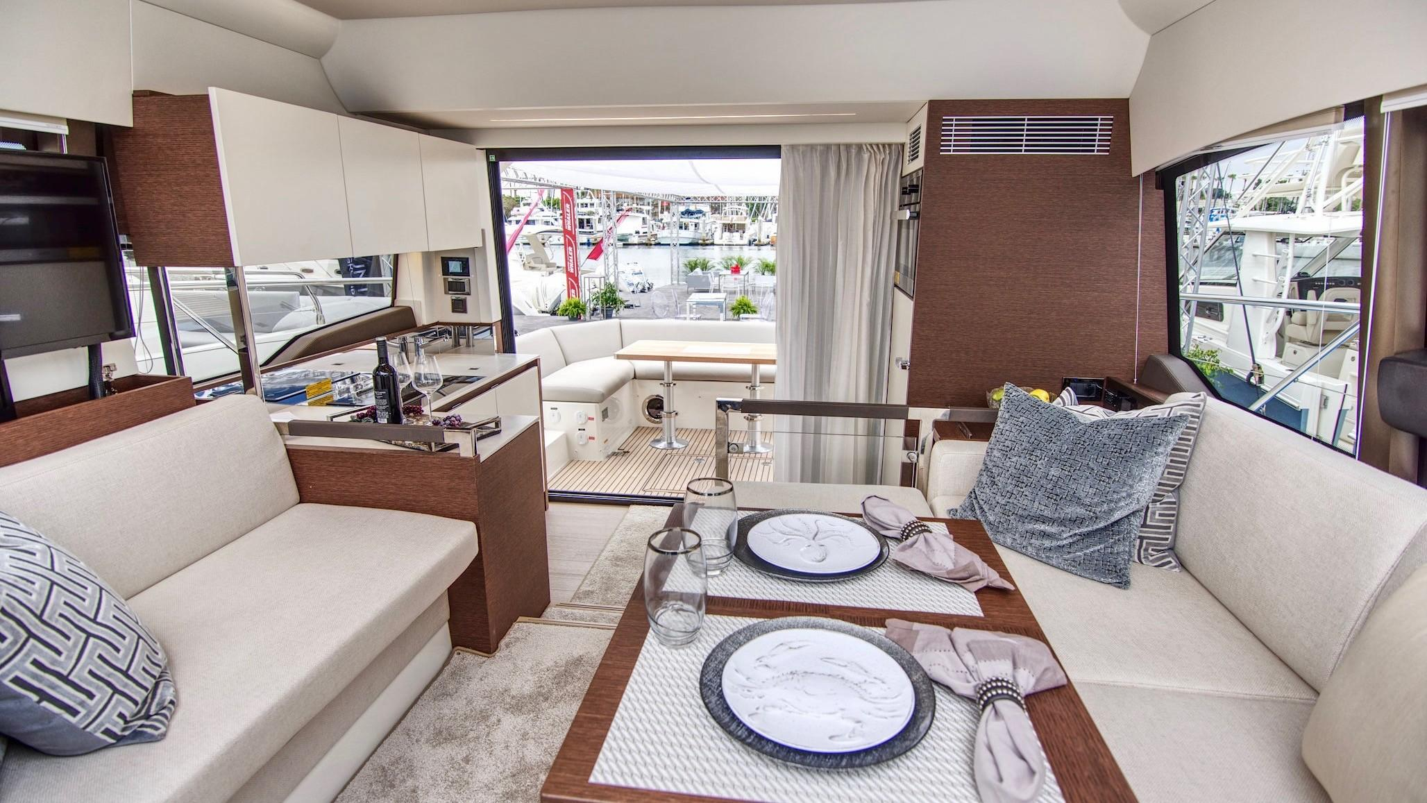 2019 Prestige 460 S #T105R inventory image at Sun Country Coastal in San Diego