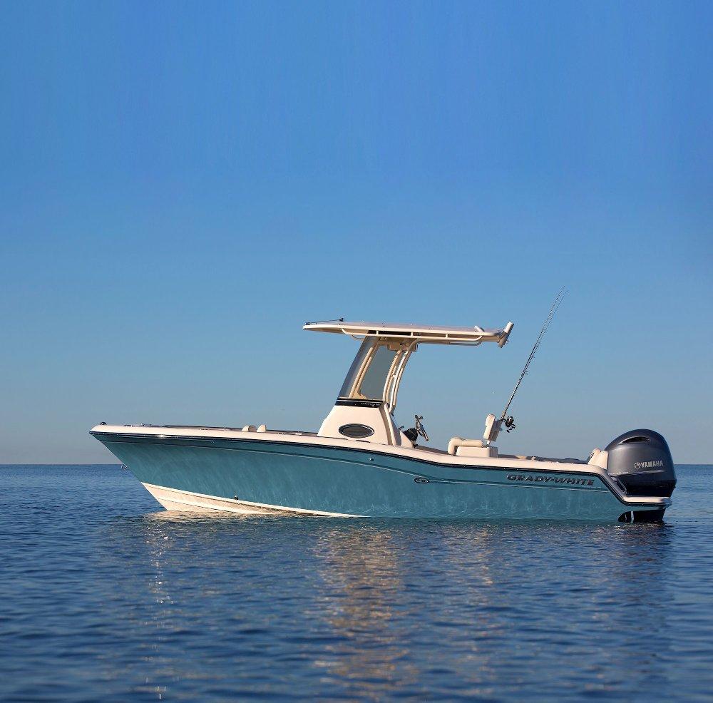 2021 GRADY - WHITE Fisherman 216