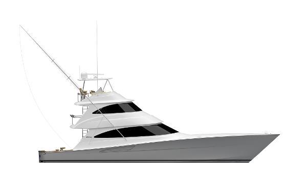 2022 Viking 72 Skybridge