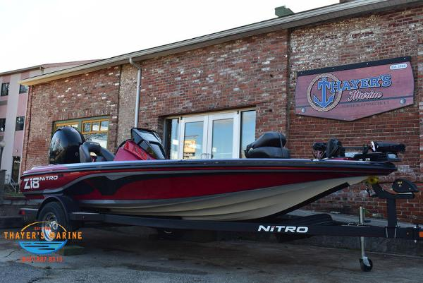2021 NITRO Z18 PRO for sale