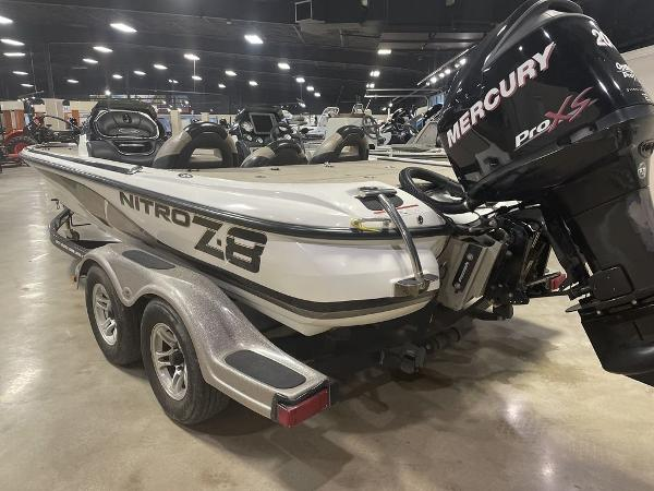 2012 Nitro boat for sale, model of the boat is Z8 & Image # 3 of 12