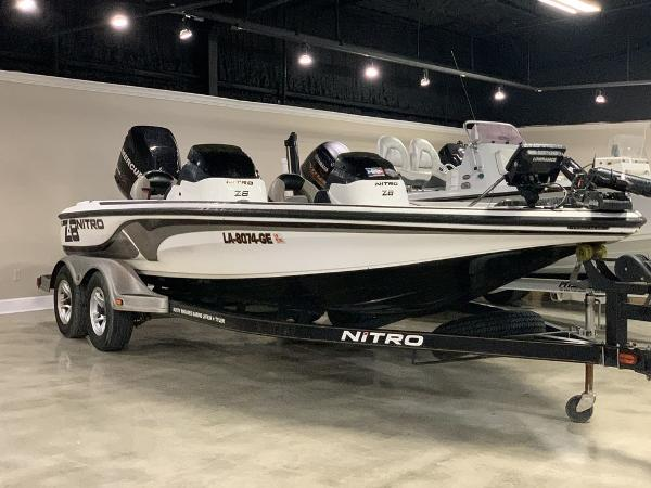 2012 Nitro boat for sale, model of the boat is Z8 & Image # 12 of 12