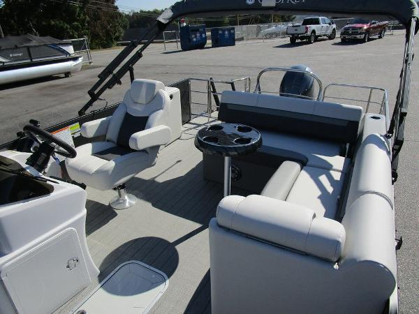 2021 Godfrey Pontoon boat for sale, model of the boat is SW 2286 SFL GTP 27 in. & Image # 4 of 27