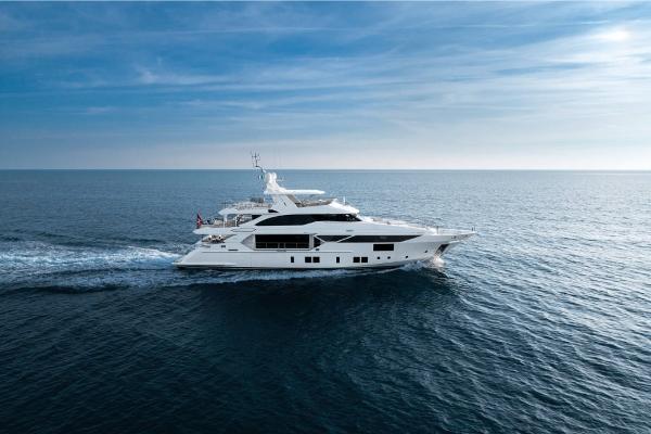 2021 BENETTI SHIPYARD Fast 125