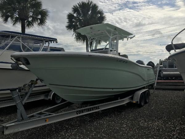 2018 SEA FOX 266 COMMANDER for sale