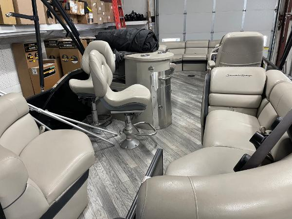 2017 South Bay boat for sale, model of the boat is 523 E & Image # 3 of 12