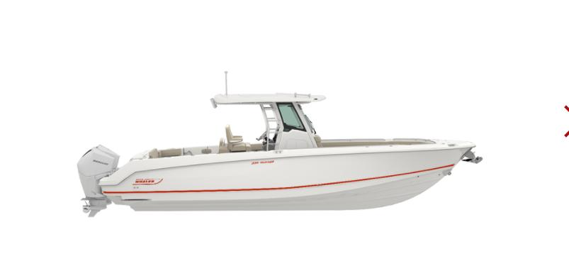 2022 Boston Whaler 330 Outrage #2484277 inventory image at Sun Country Coastal in Newport Beach