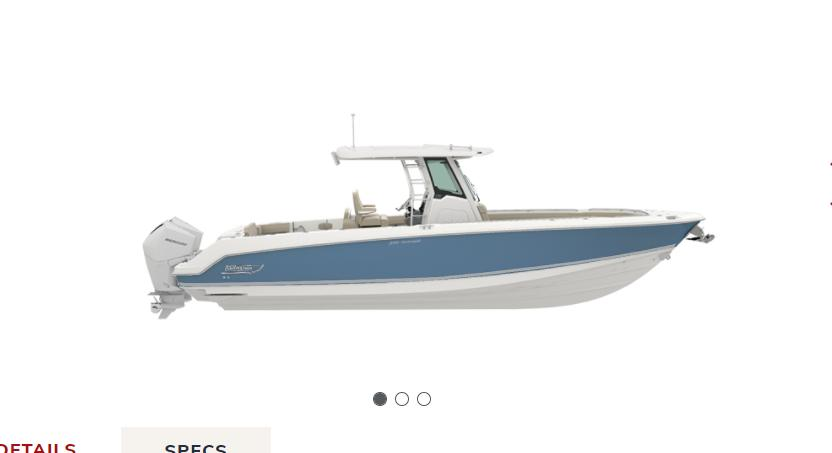 2022 Boston Whaler 330 Outrage #2484267 inventory image at Sun Country Coastal in Newport Beach
