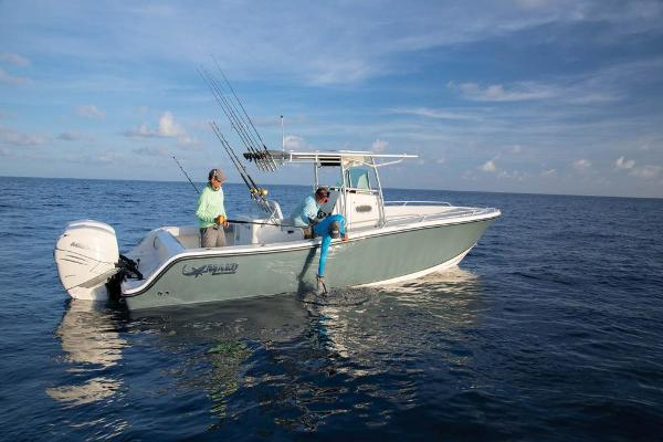 2021 Mako boat for sale, model of the boat is 284 CC & Image # 8 of 82
