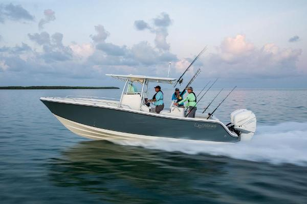 2021 Mako boat for sale, model of the boat is 284 CC & Image # 9 of 82