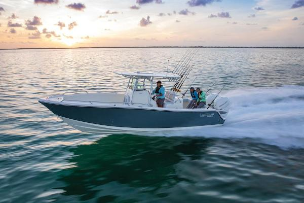 2021 Mako boat for sale, model of the boat is 284 CC & Image # 12 of 82