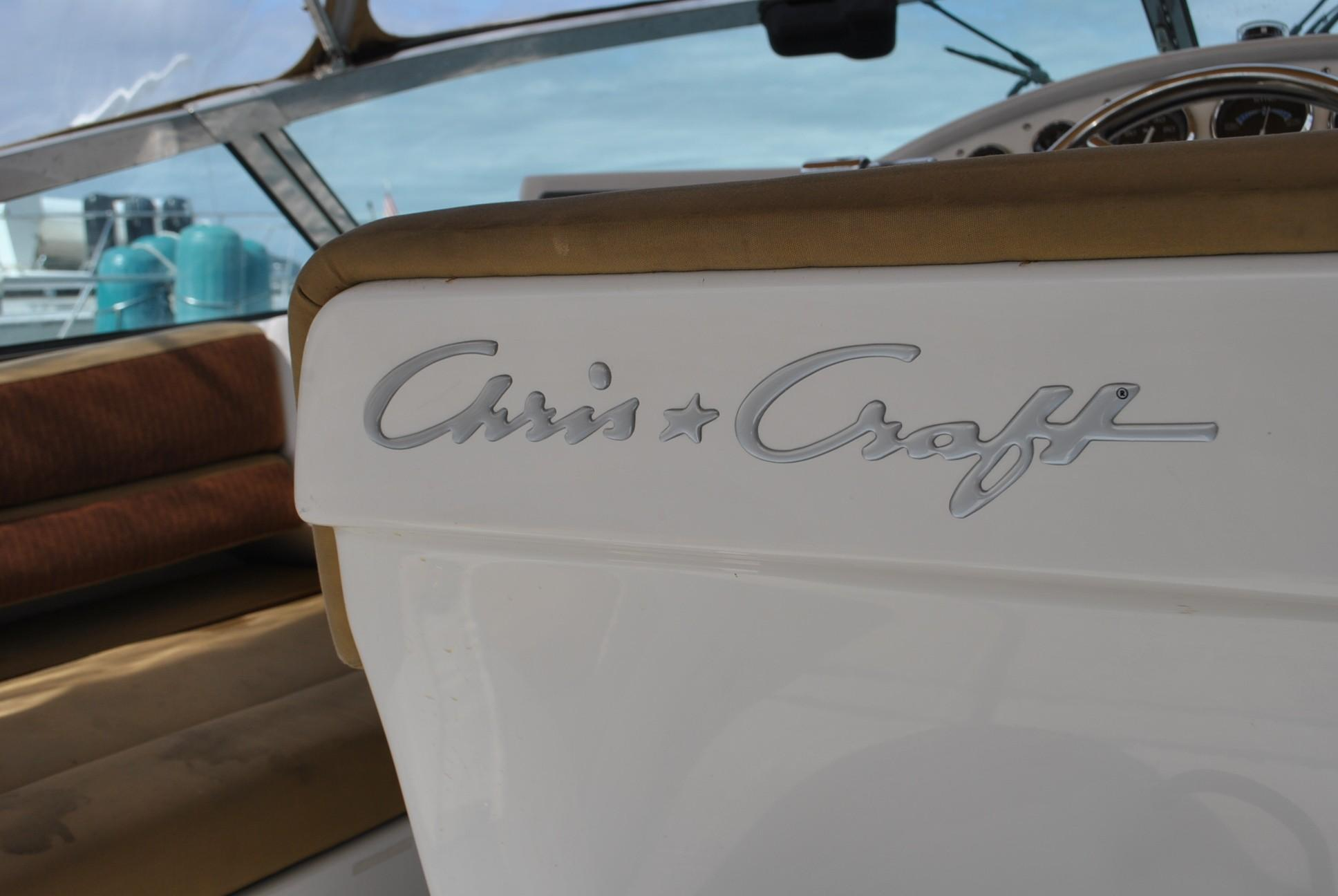 Chris-Craft 380 Continental Express