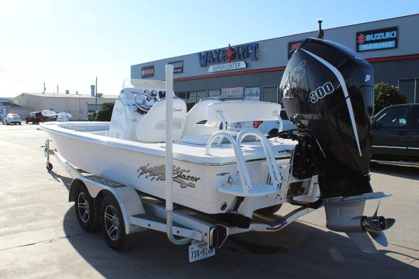 2021 Blazer boat for sale, model of the boat is 2420 GTS & Image # 7 of 19