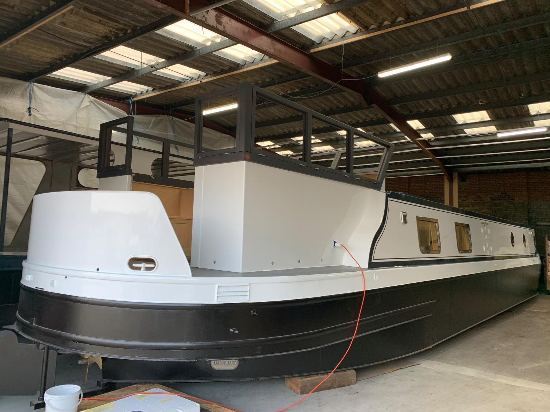 Custom 60 x 12 Wide Beam IN BUILD