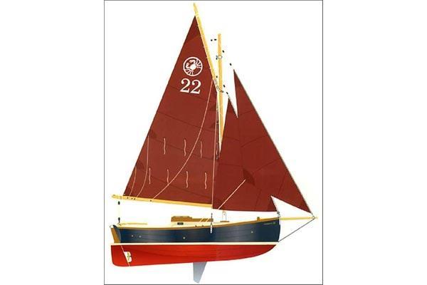 Cornish Crabbers Crabber 22 - Profile