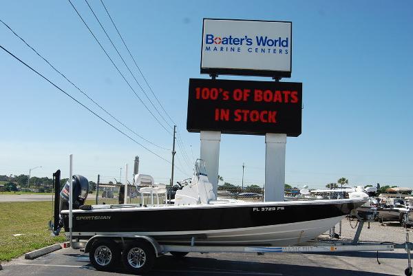 2014 SPORTSMAN BOATS 2100 TOURNAMENT for sale