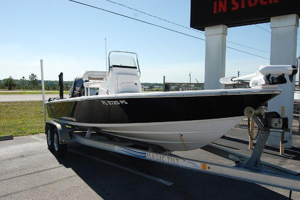 2014 Sportsman Boats boat for sale, model of the boat is TOURNAMENT 214 & Image # 8 of 10