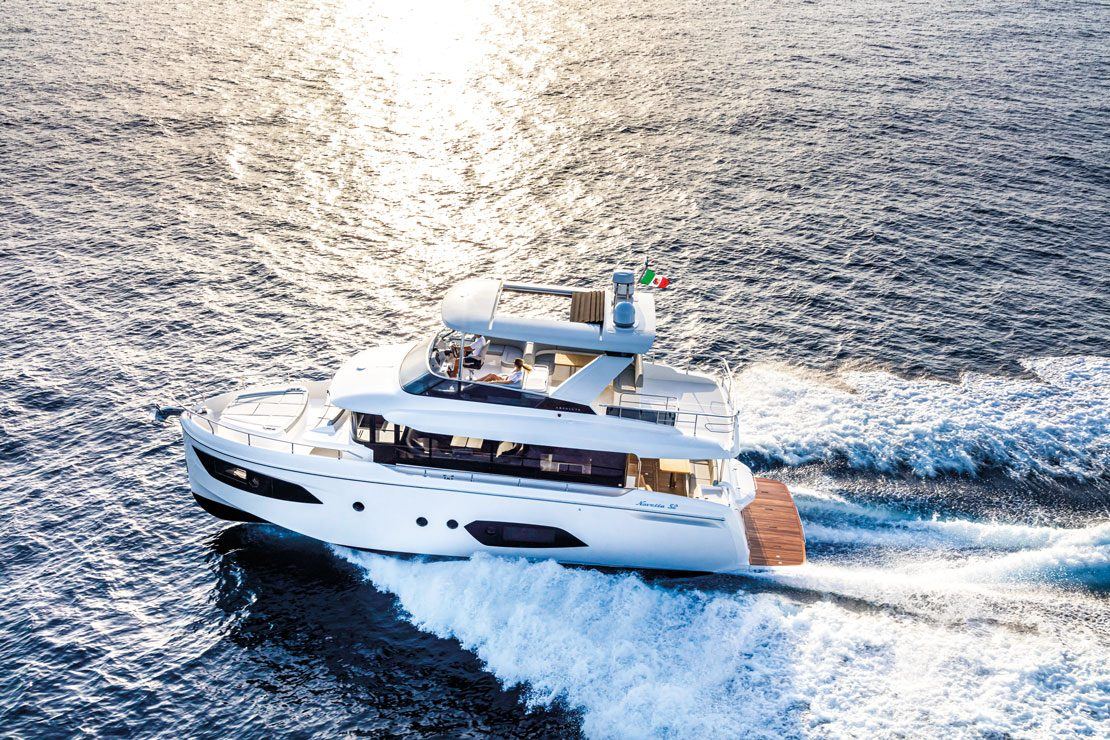 2021 ABSOLUTE POWERBOATS 52 Navetta