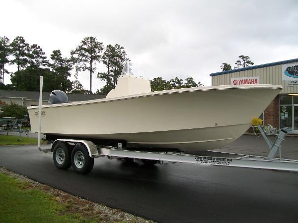2021 JONES BROTHERS MARINE 23' Cape Fisherman thumbnail
