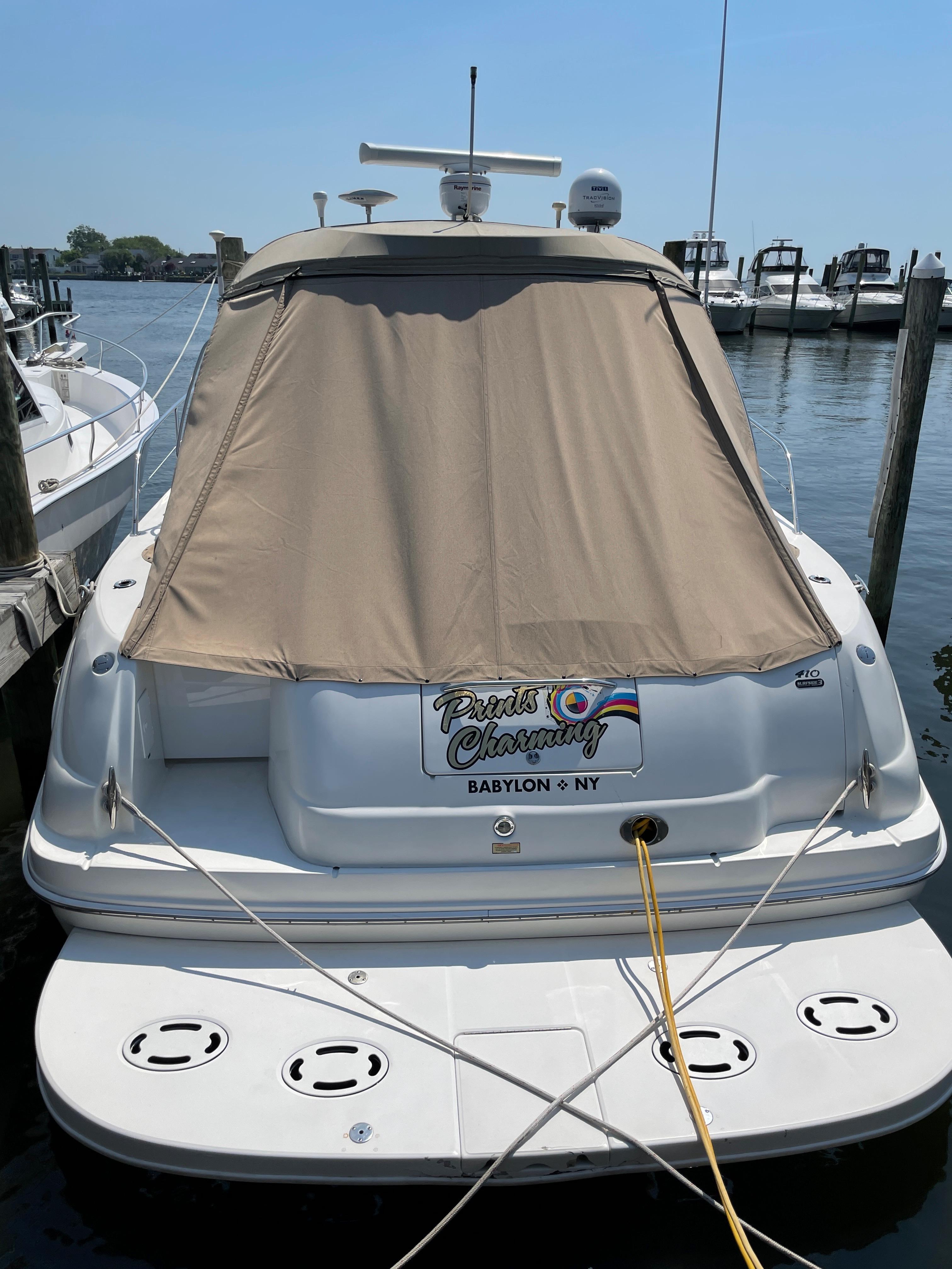 NY 6185 KM Knot 10 Yacht Sales