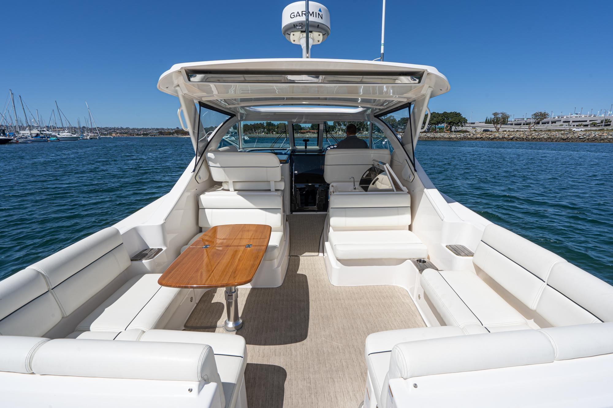 2018 Tiara Yachts 31 #TB094FJRP inventory image at Sun Country Coastal in San Diego