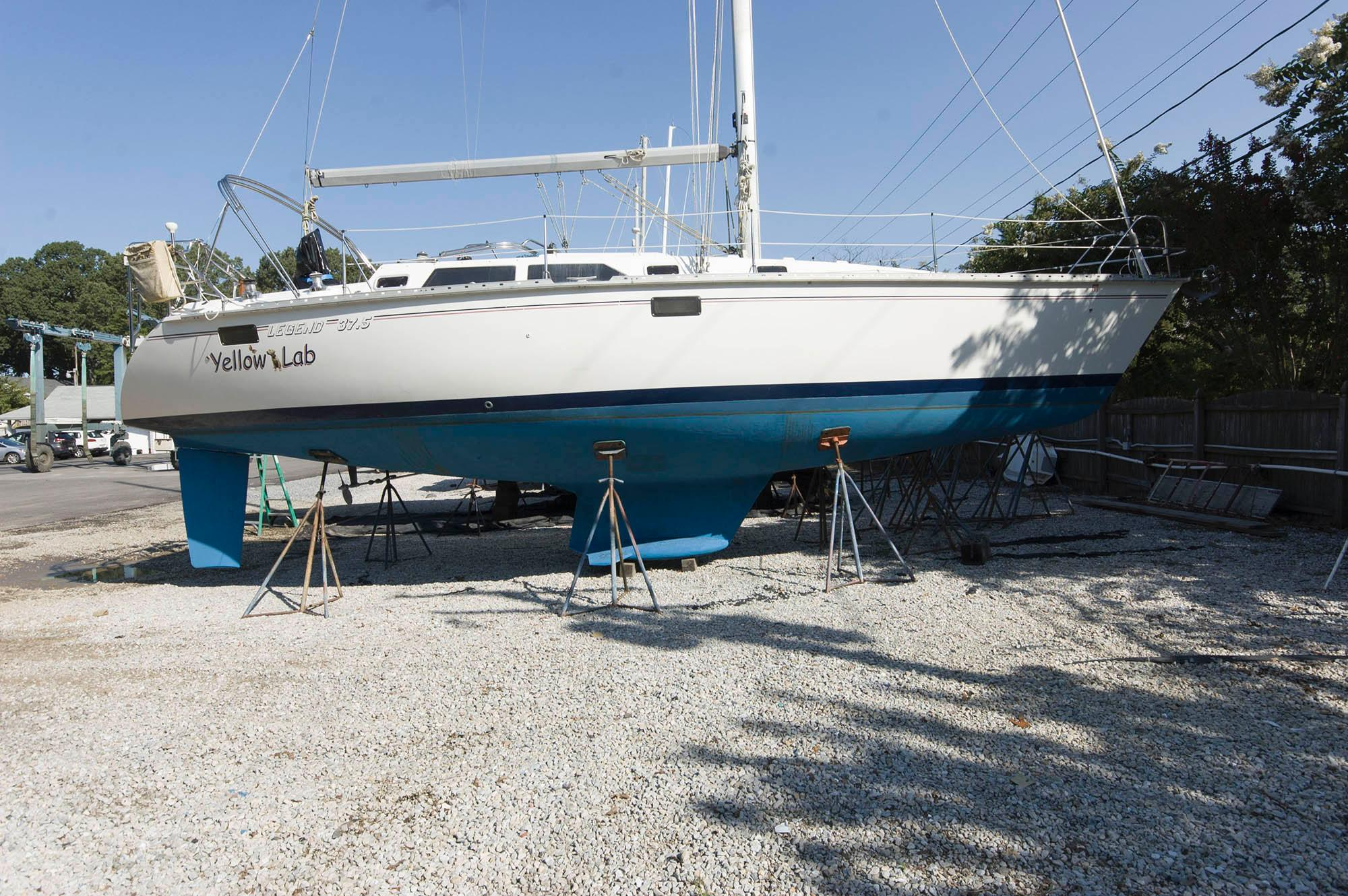 M 5597 JP Knot 10 Yacht Sales