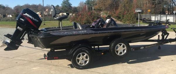 2003 Ranger Boats boat for sale, model of the boat is 185VS & Image # 4 of 13