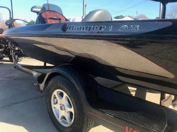 2003 Ranger Boats boat for sale, model of the boat is 185VS & Image # 10 of 13