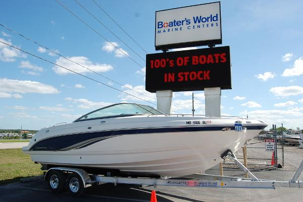 2006 CHAPARRAL 256 SSI for sale