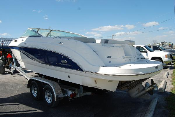 2006 Chaparral boat for sale, model of the boat is 256 SSi & Image # 2 of 12