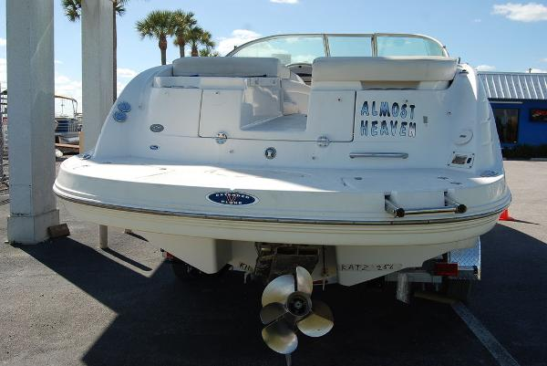 2006 Chaparral boat for sale, model of the boat is 256 SSi & Image # 7 of 12