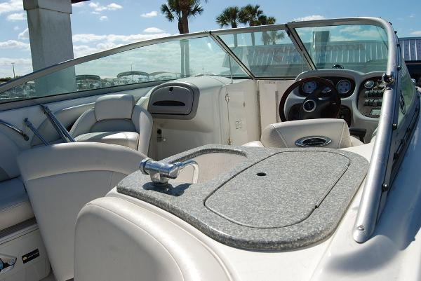 2006 Chaparral boat for sale, model of the boat is 256 SSi & Image # 12 of 12