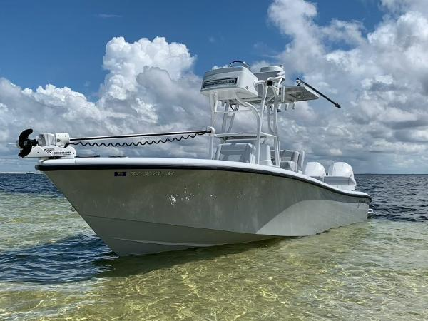 2020 Yellowfin 26 Hybrid