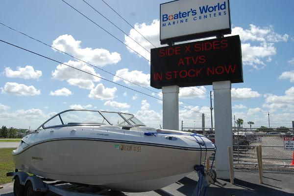 2010 SEA DOO PWC CHALLENGER 210 for sale