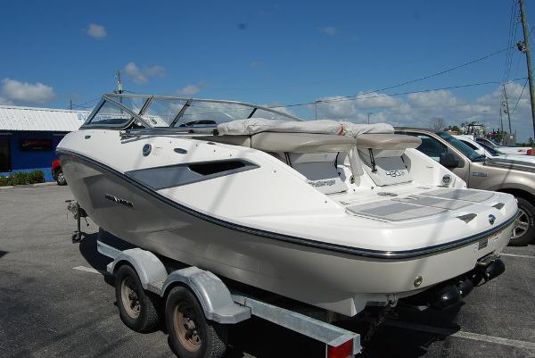 2010 Sea Doo PWC boat for sale, model of the boat is Challenger 210 & Image # 6 of 9