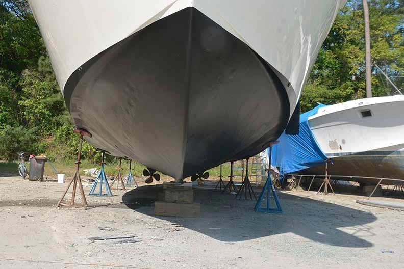 Uniflite 46 Motor Yacht - Photo: #30