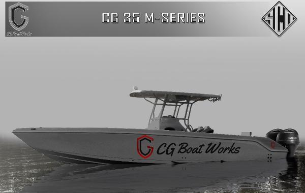 2021 CG Boat Works 35 M-Series