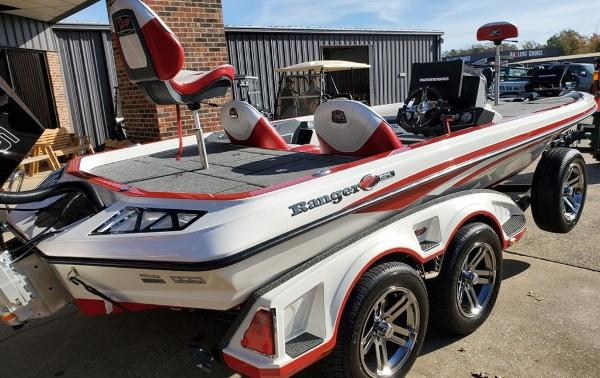 2020 Ranger Boats boat for sale, model of the boat is Z521L & Image # 3 of 10