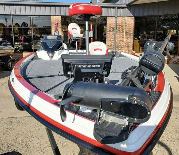 2020 Ranger Boats boat for sale, model of the boat is Z521L & Image # 4 of 10