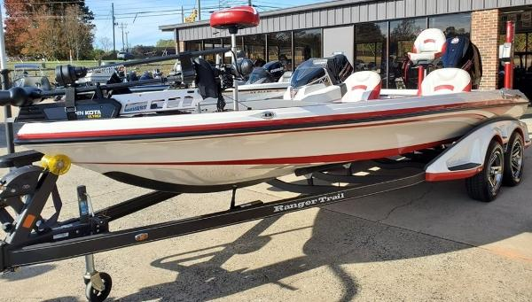 2020 Ranger Boats boat for sale, model of the boat is Z521L & Image # 6 of 10