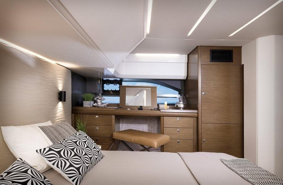 Manufacturer Provided Image: Bavaria R55 Cabin