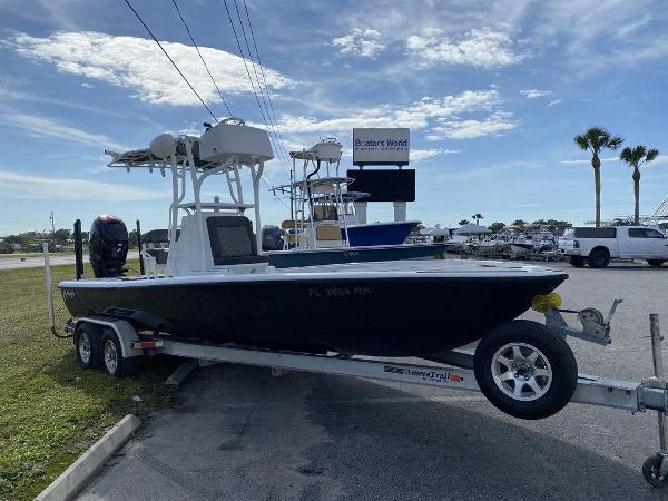 2018 Yellowfin boat for sale, model of the boat is 24 Bay & Image # 4 of 11