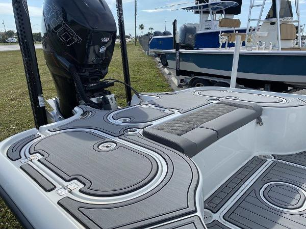 2018 Yellowfin boat for sale, model of the boat is 24 Bay & Image # 11 of 11