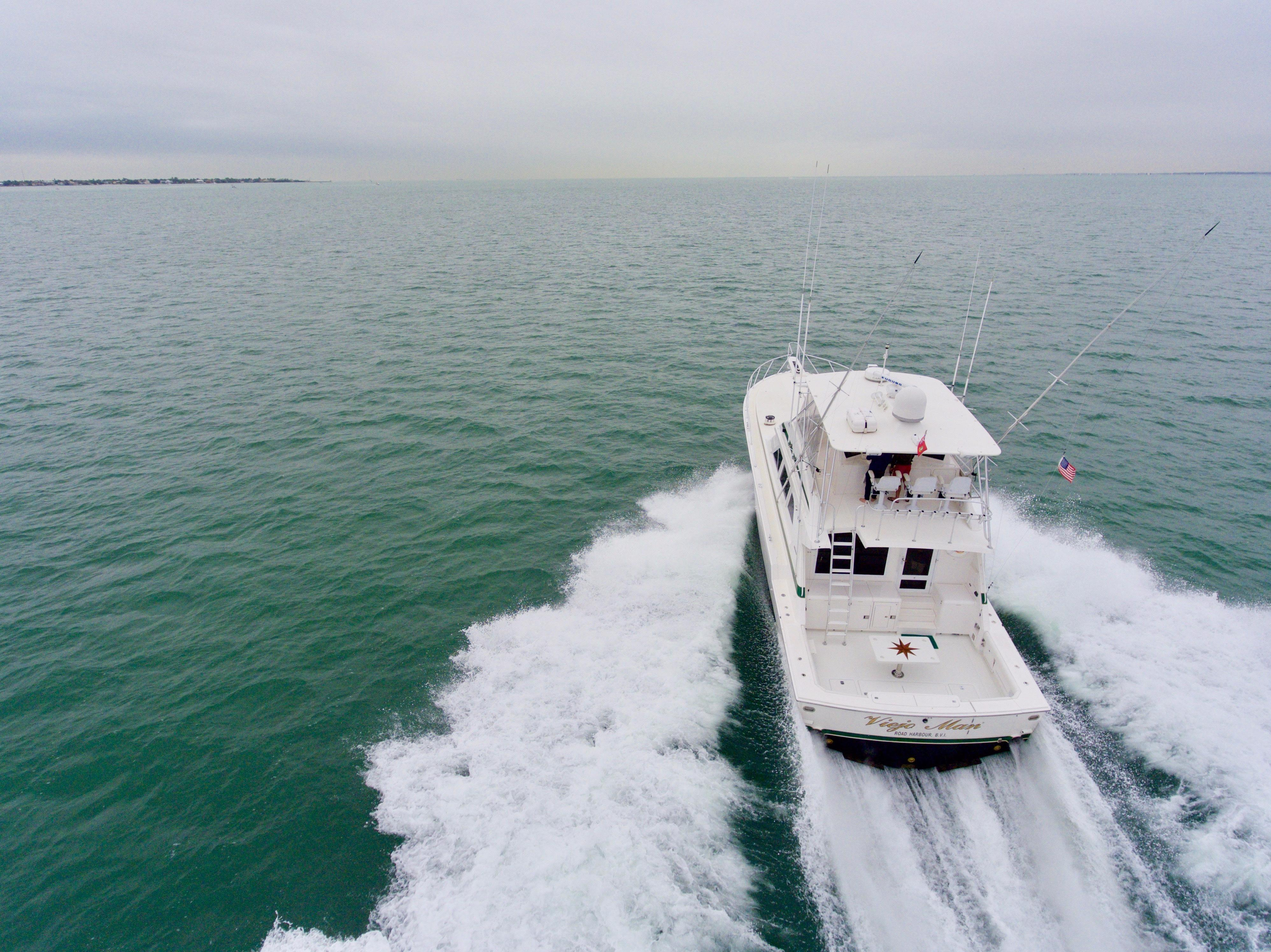Picture Of:  60' Bertram 60 1998Yacht For Sale | 4 of 37